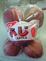りんご 6個 298円