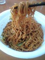 新製品 UFO ストレート麺