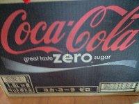 コカコーラ ゼロ 158円