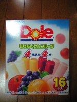 ドール もりだくさんフルーツ アイス 半額 157円