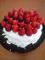 ケーキ イチゴ たっぷり