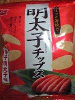 おやつカンパニー 明太子チップス 59円