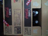コカコーラZERO 1.5リットル 1本 138円