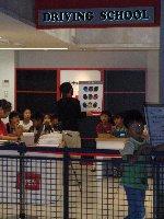 キッザニア甲子園 KIDZANIA 運転免許試験場 三菱自動車 三菱ドライビングスクール