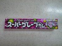 クラシエ スーパーグレープガム 75円