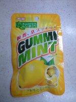 明治 グミミント レモンモント 50円
