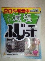 減塩 ふじっ子 20%増量 158円